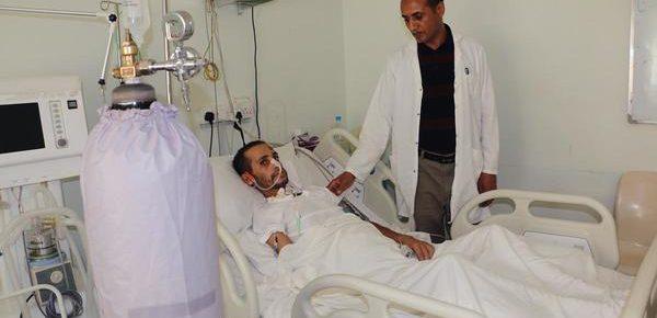 """""""الصحة العالمية"""" تقدم 12 طناً من المساعدات الطبية لتعز ( اليمن - وكالات - مرضى)"""