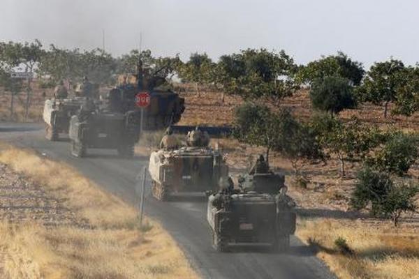 أرودغان يعلن بدأ عملية عسكرية في سنجار العراقية.. وقيادي كردي: سنرد بقوة
