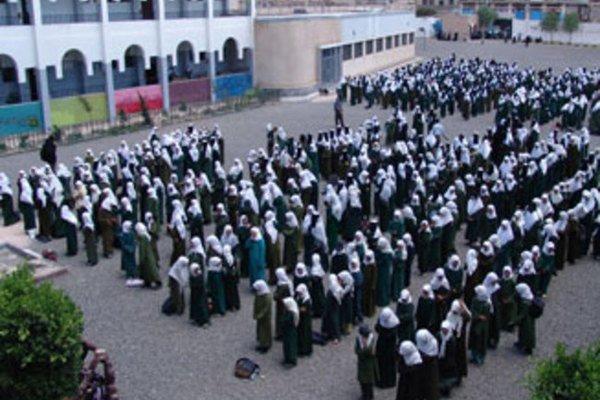 1600 مدرسة أغلقت أبوابها بسبب الحرب في اليمن