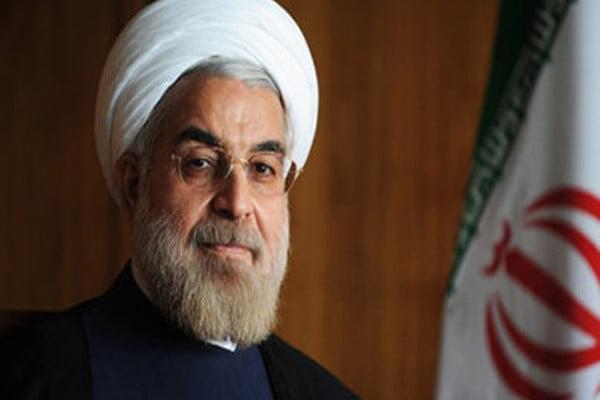 """روحاني يجدد اتهام السعودية بعرقلة حجاج بلاده ودعم """"الإرهاب"""""""