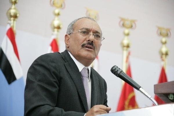 صالح: ندعو دول الخليج للعمل على إخراج اليمن من الأزمة.. وهذه الحرب للانفصال