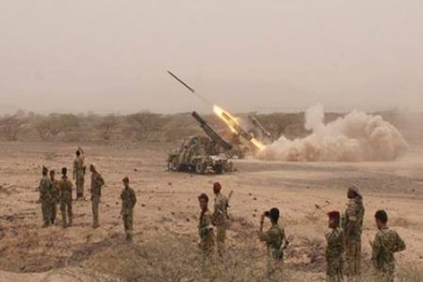 قوات الشرعية تبدأ عملية عسكرية ضد الحوثيين في مديرية ميدي
