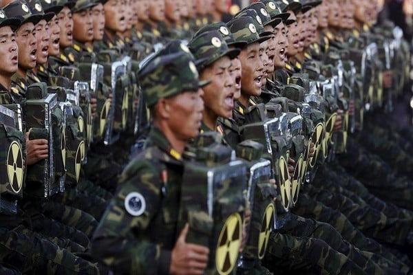 كوريا الشمالية تعلن إجراء تجربتها النووية الخامسة والأقوى