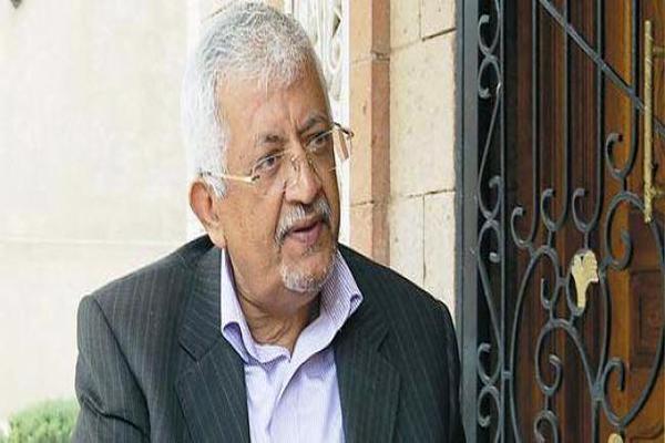 ياسين نعمان يعقب على هادي: الوحدة لم تكن بطاولة خلافات ما قبل 1986