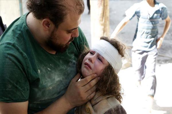 مقتل 18 مدنياً في قصف روسي على إدلب السورية