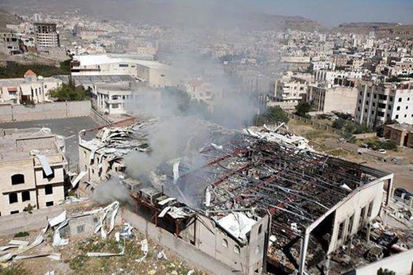 هيومن رايتس: الغارة على مراسم العزاء قد ترقى إلى جريمة حرب