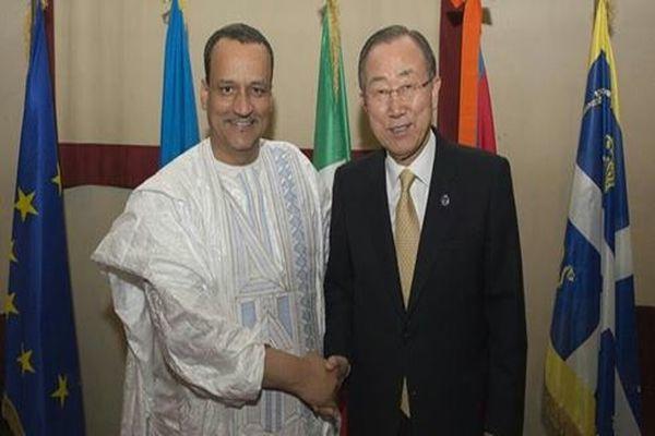 بان كي مون: ولد الشيخ أحمد من أفضل المفاوضين في الأمم المتحدة