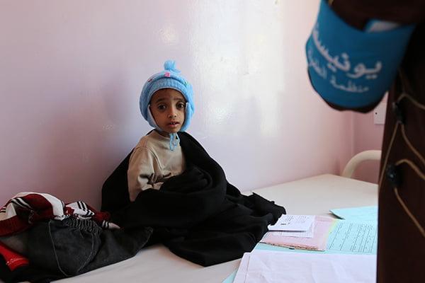 اليونيسف عن الكوليرا في اليمن: لا يمكن أن تصبح الأمور أسوأ مما صارت إليه