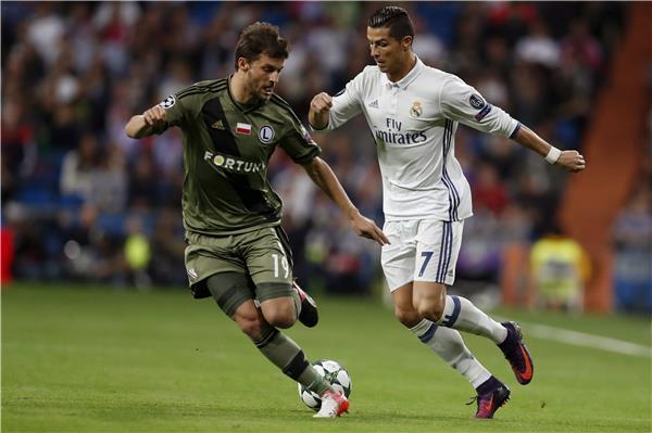 أرقام قياسية لريال مدريد في 400 مباراة بدوري الأبطال