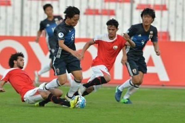 المنتخب الوطني للشباب يخسر أمام نظيره الياباني