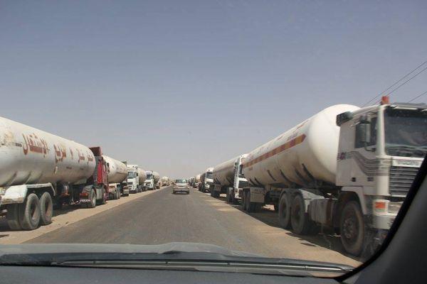 الحكومة تقطع واردات غاز مأرب عن الحوثيين.. وثيقة