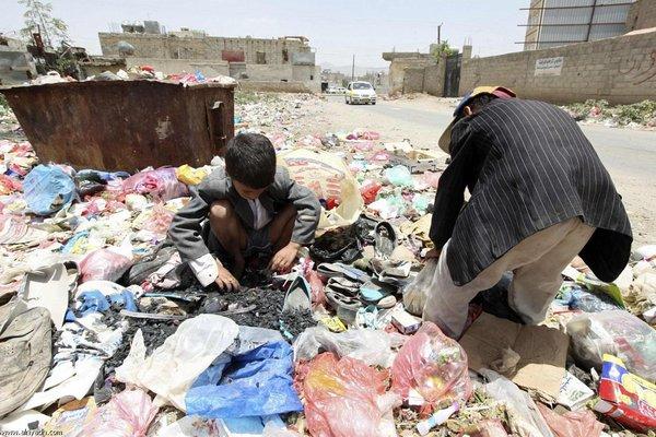 قلق دولي من تزايد معدلات الجوع في اليمن