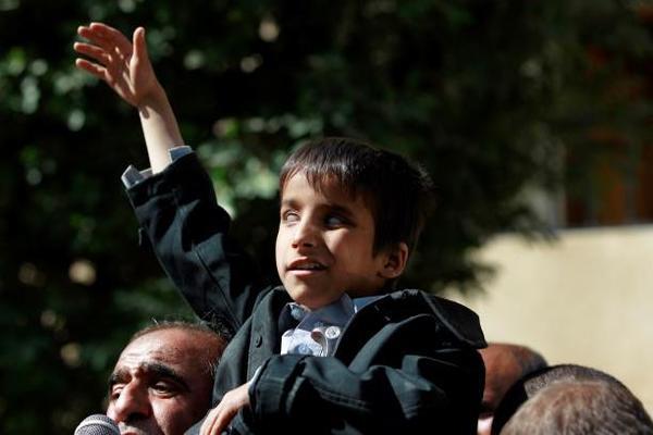حرب اليمن تحرم المعوقين من التعليم