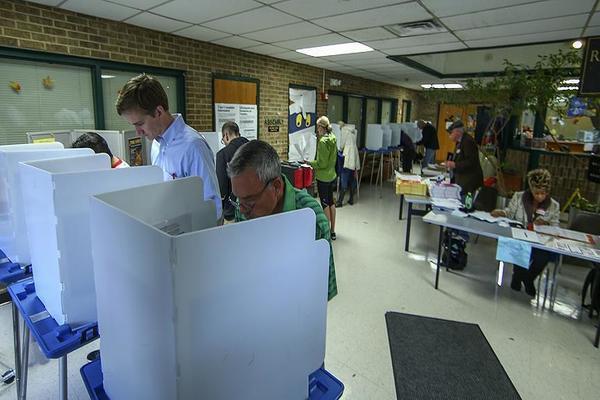 """الأمريكيون يصوتون على 175 مقترحًا قانونيًّا بالتزامن مع الانتخابات """"الرئاسية"""""""