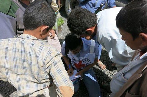 الصليب الأحمر: حالات الكوليرا باليمن قد تصل لمليون بحلول نهاية العام