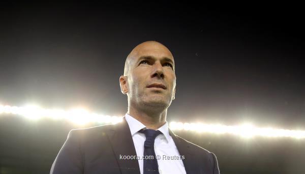 زيدان يدخل تاريخ الليجا بعد 32 مباراة مع ريال مدريد