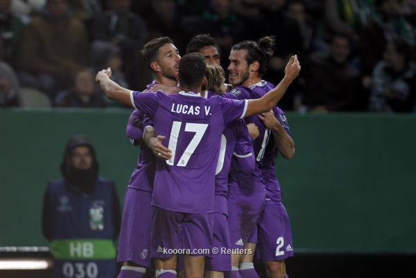 بالفيديو والصور.. ريال مدريد يتأهل لدور ال16 بفوز مثير على سبورتينج لشبونة