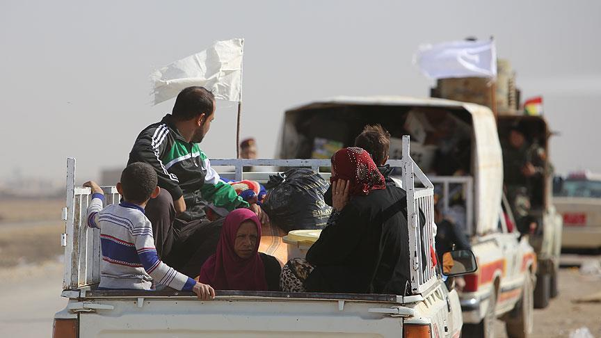 الهجرة الدولية: 73 ألف نازح من الموصل منذ بدء عملية تحريرها
