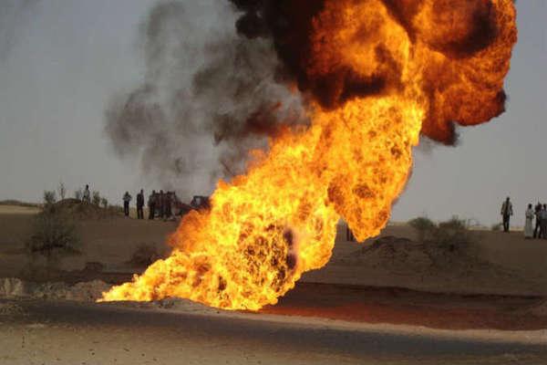 تفجير شبوة يعرقل جهود اليمن لاستئناف إنتاج الغاز