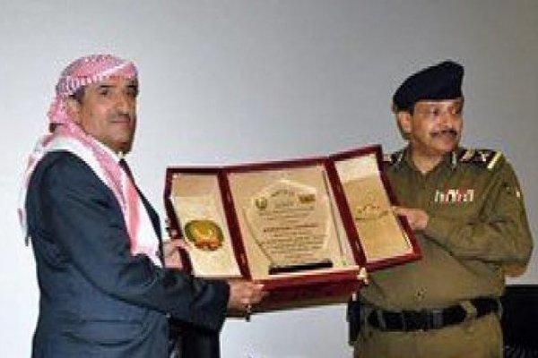 الداخلية في صنعاء تكرم وزيرها السابق جلال الرويشان
