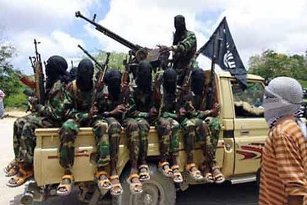 حركة الشباب الصومالية تعدم أربعة رجال بتهمة التجسس