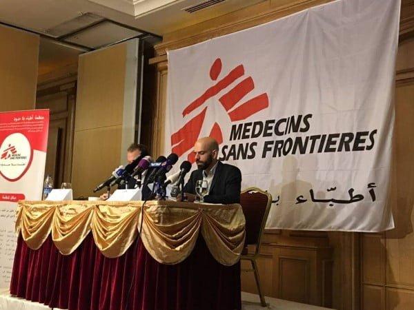 تقرير جديد لأطباء بلا حدود: الرعاية الصحية تحت الحصار في تعز.. فيديو