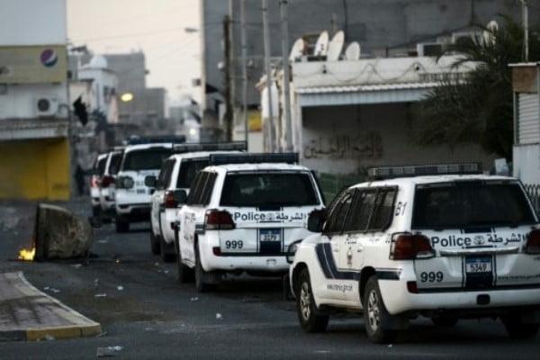 صدامات بين متظاهرين والشرطة في البحرين