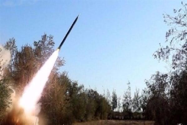 سقوط صاروخين أطلقا من غزة جنوبي إسرائيل
