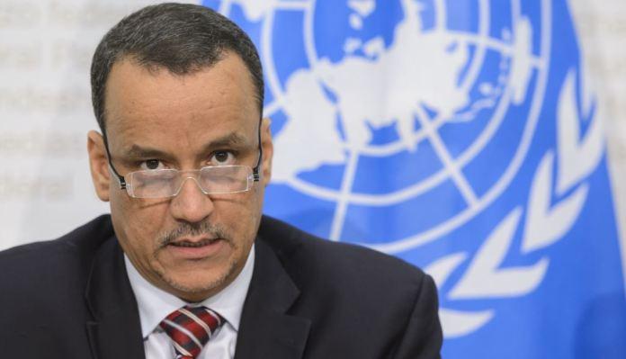 ولد الشيخ: نناقش مقترحاً لاستئناف المفاوضات في اليمن