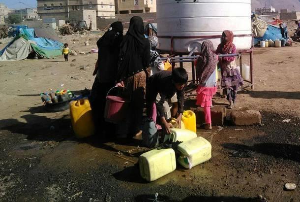 الصحة العالمية: 14.5 مليون في اليمن بحاجة إلى مياه مأمونة