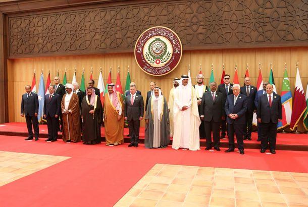 بدء أعمال القمة العربية الـ28 في الأردن بمشاركة اليمن
