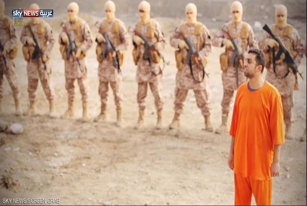 مسؤول إعلامي في داعش العراق يقدم اعترافات
