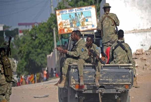 مقتل 5 جنود في تفجير بمعسكر تدريب في الصومال