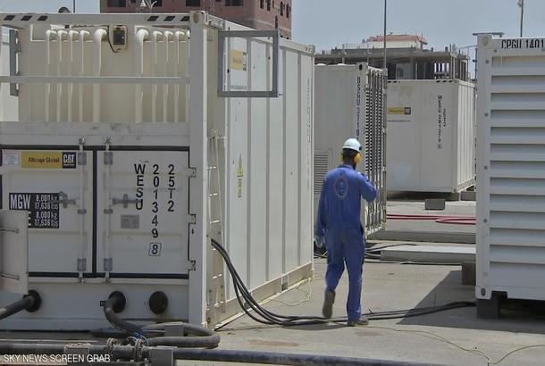 وزارة الكهرباء ومجموعة السعدي توقعان عقد الطاقة المشتراه بقدرة 60 ميجا وات