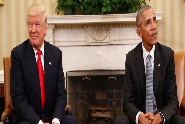 ترامب يقول إنه أكثر صرامة من أوباما مع روسيا