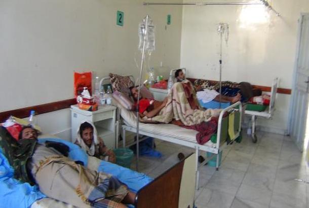 منظمة الصحة: إصابات الكوليرا في اليمن تتجاوز 900 ألف حالة