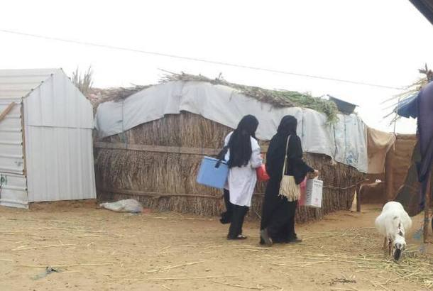 تطعيم أكثر من 500 ألف من النساء والفتيات اليمنيات ضد الكزاز