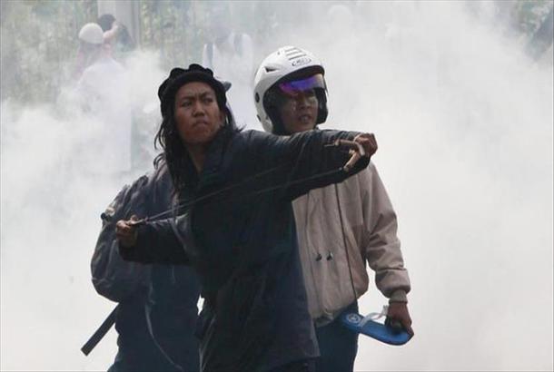أندونيسيا.. القبض على 195 محكوماً فرّوا من سجنهم بسومطرة