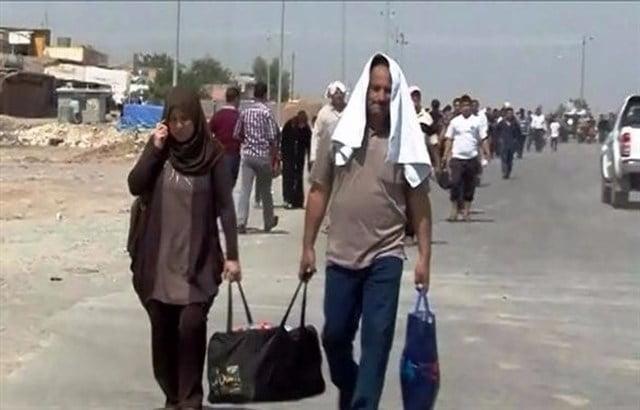الأمم المتحدة تدعو العراق لوقف التهجير من الموصل
