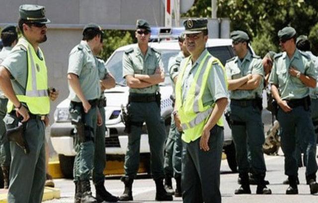 الشرطة الإسبانية تستعيد 3 لوحات مسروقة من أعمال فرانسيس بيكون