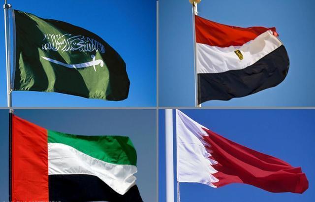 عاجل: نص بيان الدول الأربع باتهام كيانات وأفراد بينها من اليمن