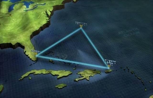 الكشف عن أسرار الغموض في مثلث برمودا