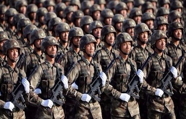 الصين تفتتح أول قاعدة عسكرية دولية في جيبوتي