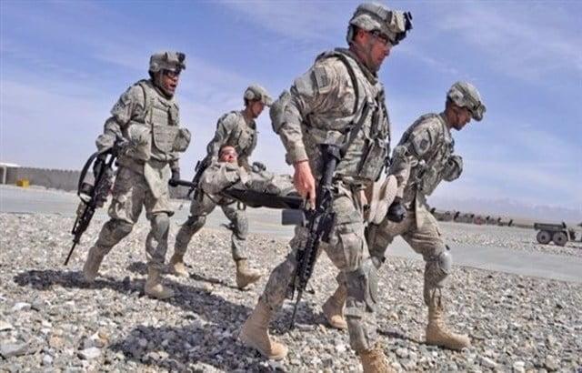 مقتل جنديين وإصابة 4 في هجوم استهدف قافلة للناتو بأفغانستان