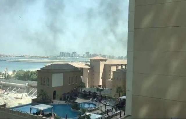 إخلاء فندق في ثالث حريق بدبي في غضون أيام