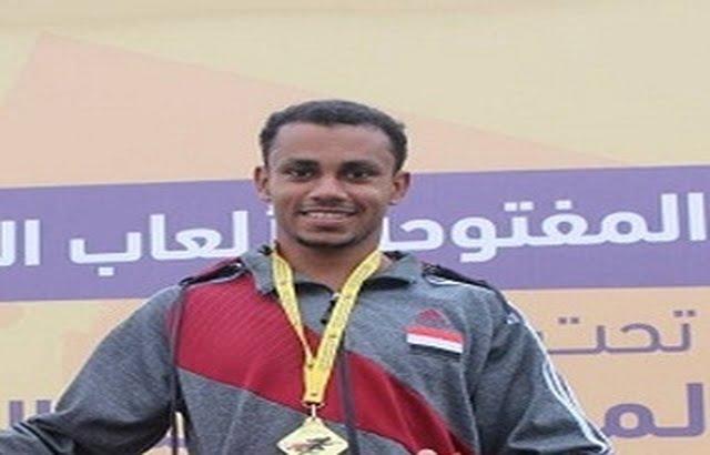 اليمني باعوضان يحرز ذهبية رمي الرمح في بطولة صلالة لألعاب القوى