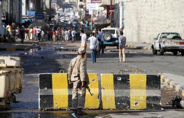 ارتفاع قتلى تفجير إرهابي في قطعبة الضالع إلى 13 قتيلاً و5 جرحى.. أسماء