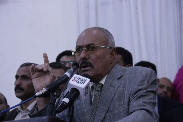 صالح يرد على الحوثي: هذا ما اتفقنا ولكن بقيت الثورية هي الأعلى
