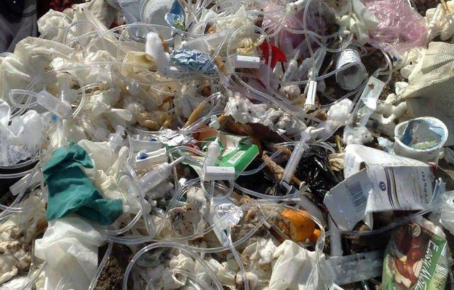 تدشين أول مشروع لفصل النفايات الطبية الخطرة في عدن