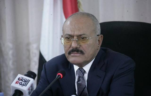 بالفيديو.. كلمة مسجلة للرئيس الراحل علي عبدالله صالح قبل مقتله